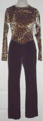 Cheetah Bodysuit